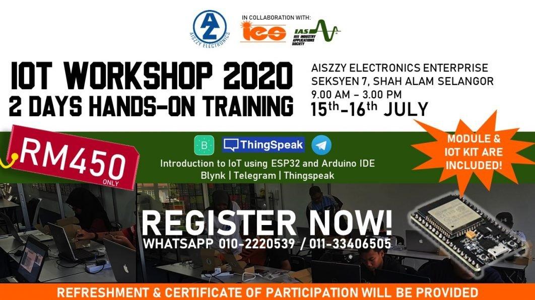 IoT Workshop 2020