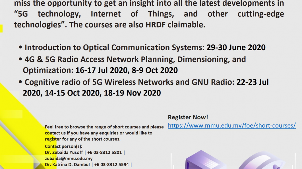 Short Course : Introduction to Optical Communication Systems