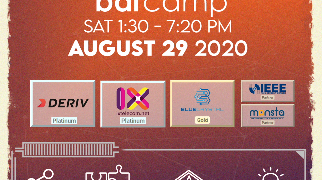 BarCamp Cyberjaya 2020