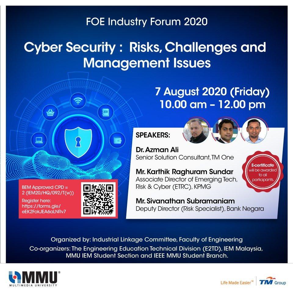 FOE Industry Forum