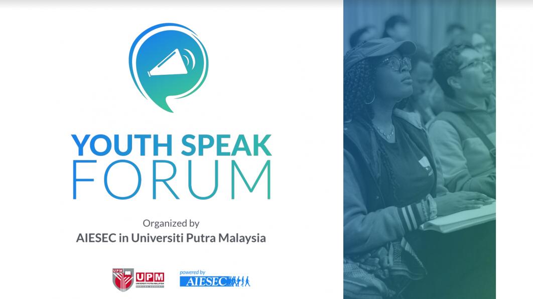 YouthSpeak Forum UPM 2020