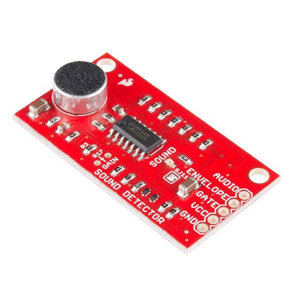 Virtual DLP : Sensor Interfacing in the Edge: Small, Sound, Smart!