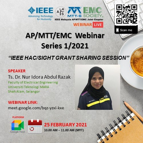IEEE HAC/SIGHT GRANT SHARING SESSION