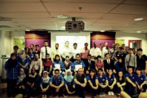 1st student congress 1