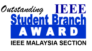outstanding student branch award icon